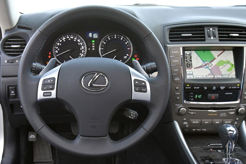 2011 Lexus IS350 AWD 15
