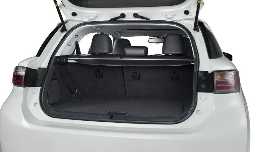 2011 Lexus CT200h 12