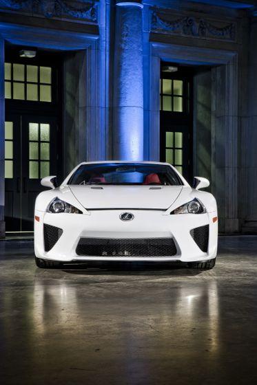 2012 Lexus LFA 05