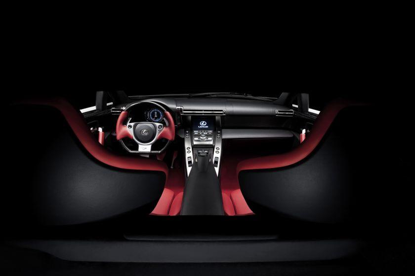 Lexus LFA 42