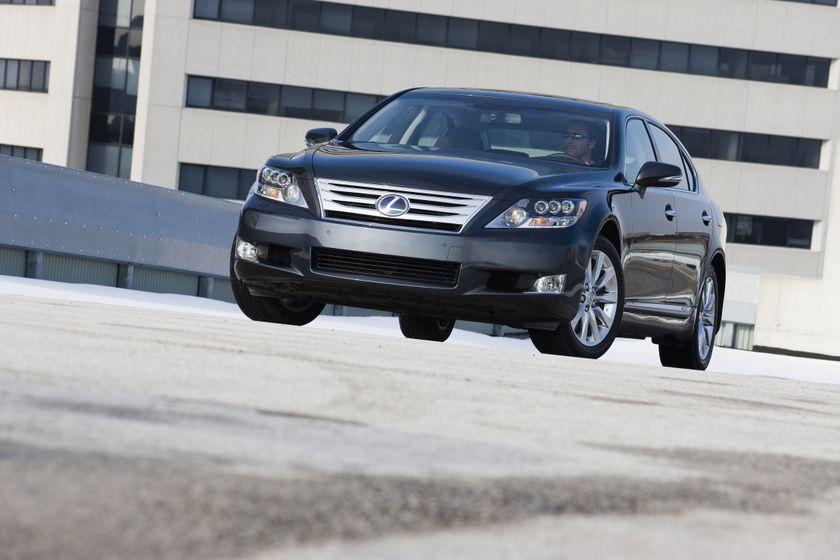 2011 Lexus LS 600h L 05