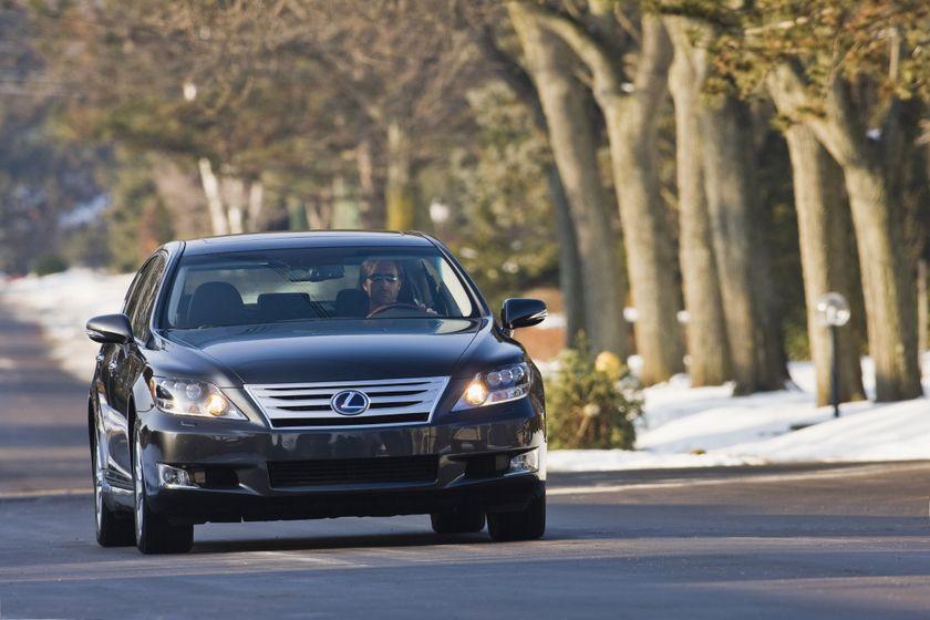 2011 Lexus LS 600h L 01