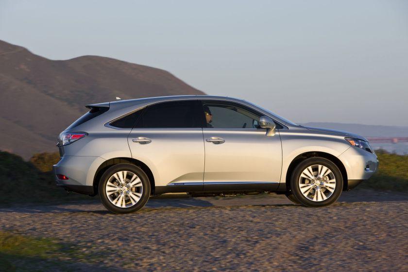 2011 Lexus RX450h 21