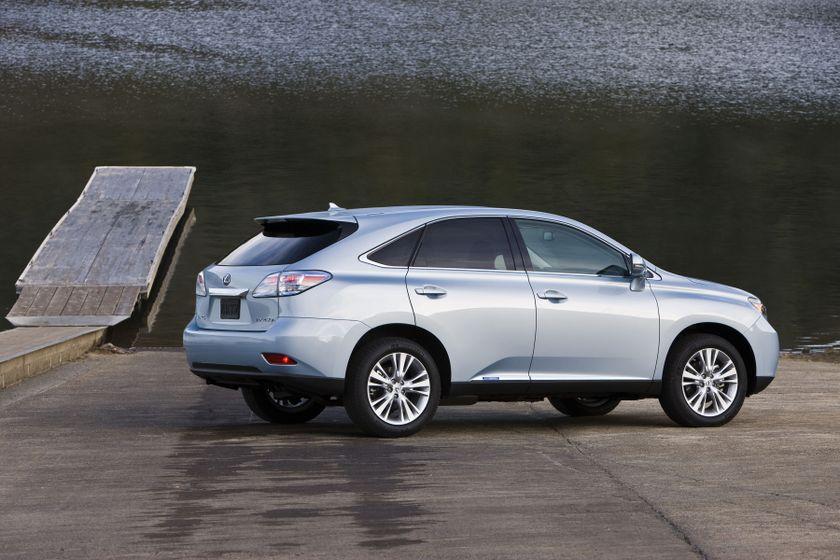 2011 Lexus RX450h 22