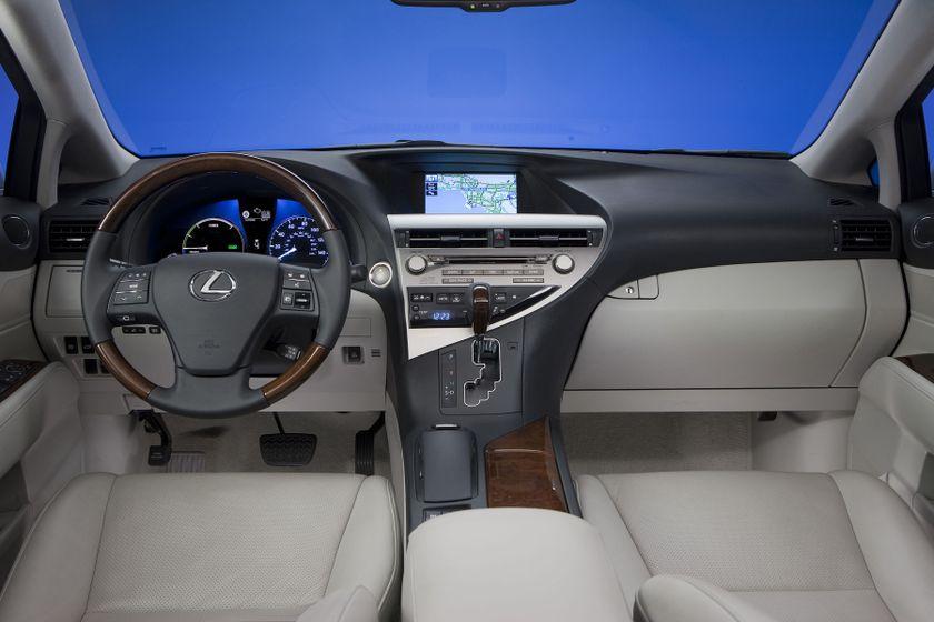 2011 Lexus RX450h 49