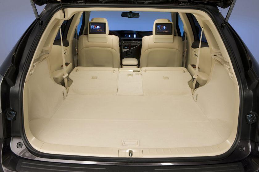 2011 Lexus RX450h 55