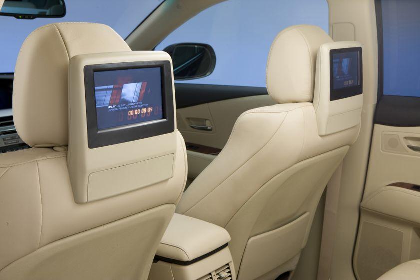 2011 Lexus RX450h 76