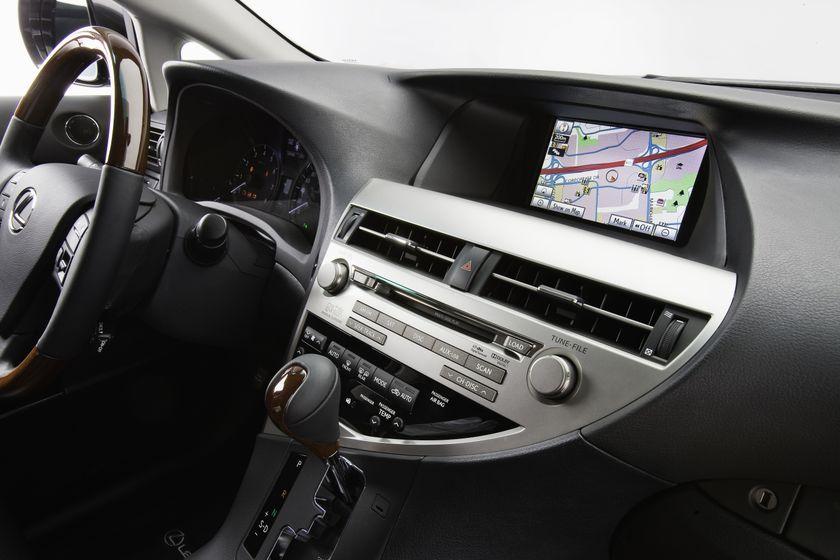 2011 Lexus RX350 60