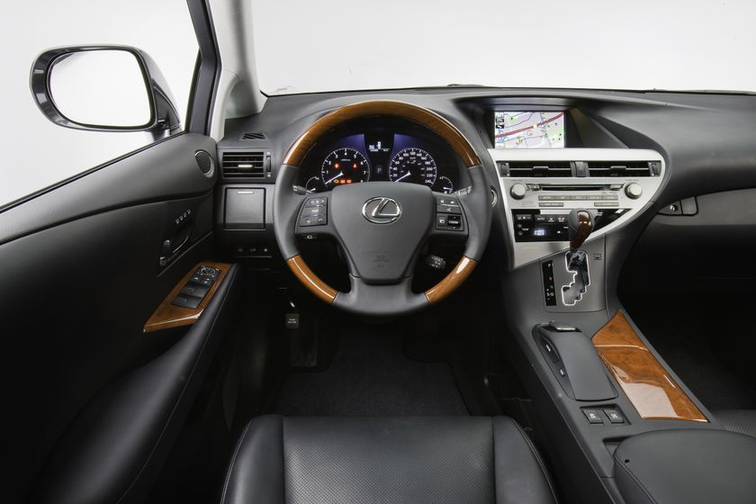 2011 Lexus RX350 29