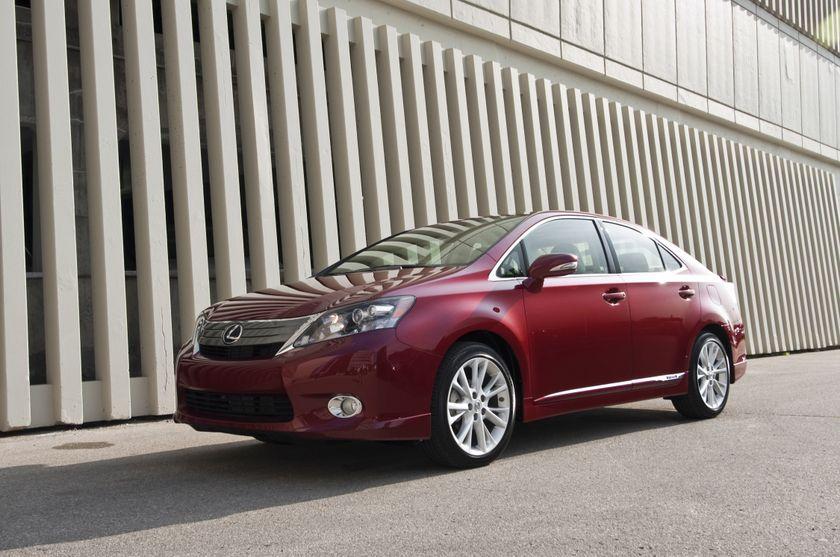 2011 Lexus HS250h 03