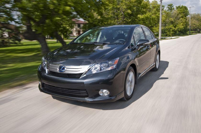 2011 Lexus HS250h 21