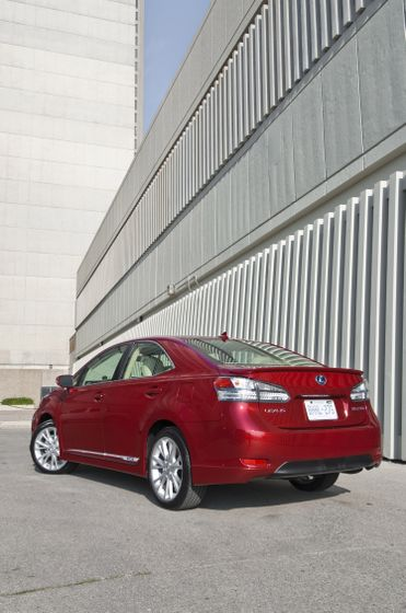 2011 Lexus HS250h 09