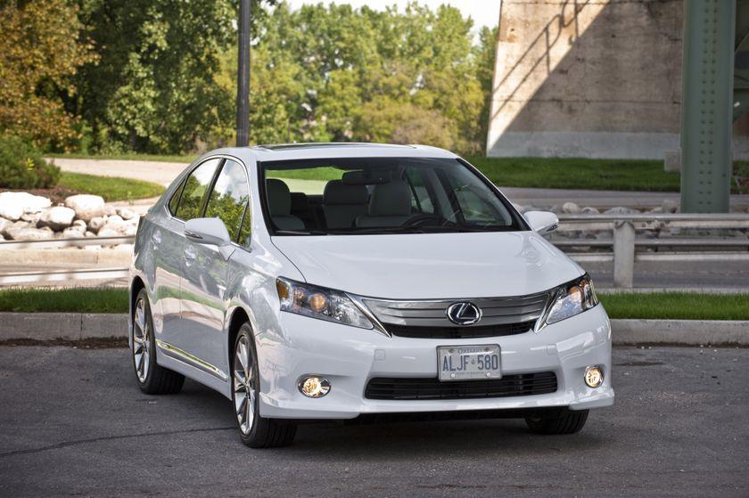 2011 Lexus HS250h 04