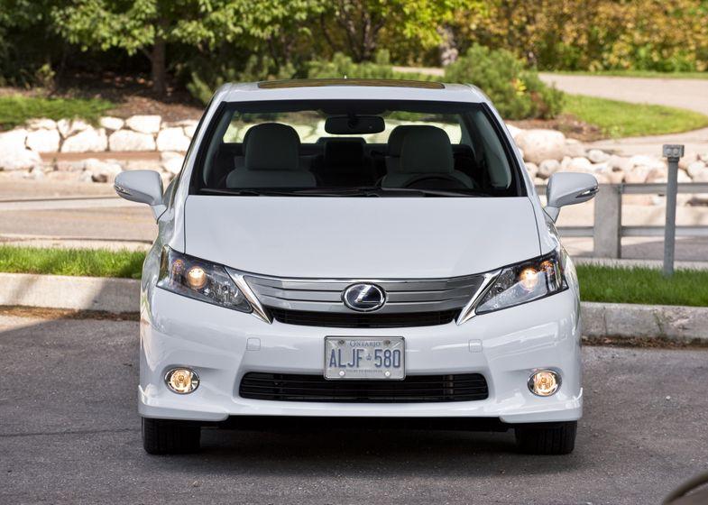 2011 Lexus HS250h 23