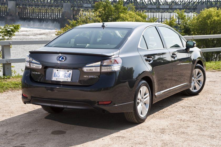 2011 Lexus HS250h 14