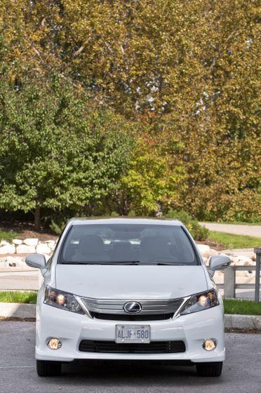 2011 Lexus HS250h 24