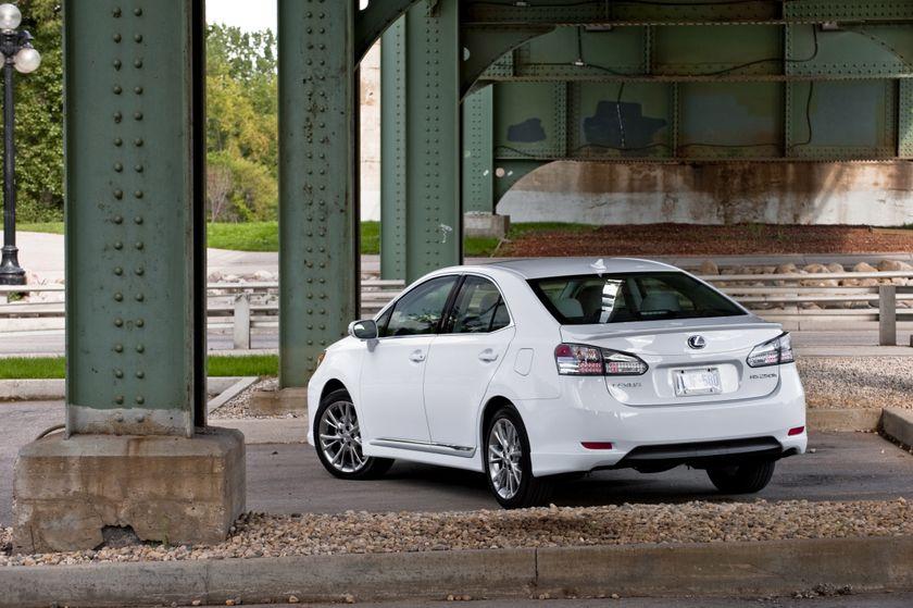2011 Lexus HS250h 34