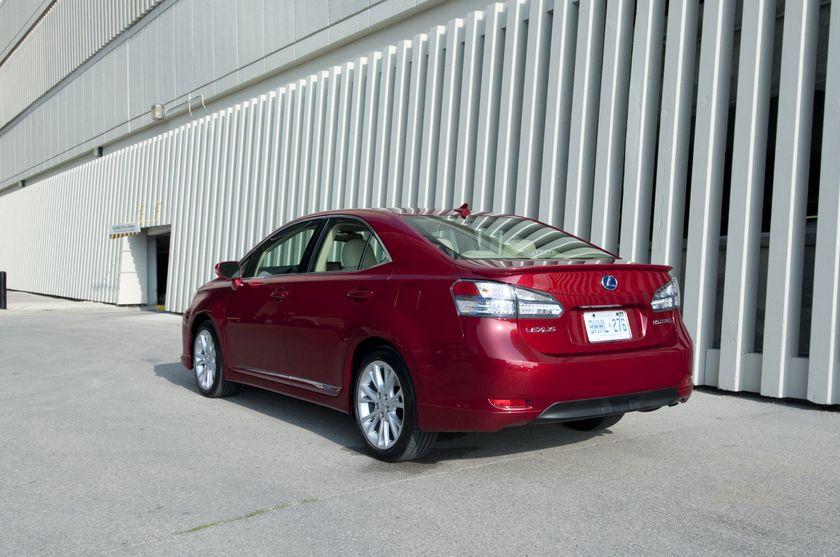 2011 Lexus HS250h 44