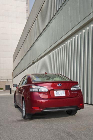 2011 Lexus HS250h 45