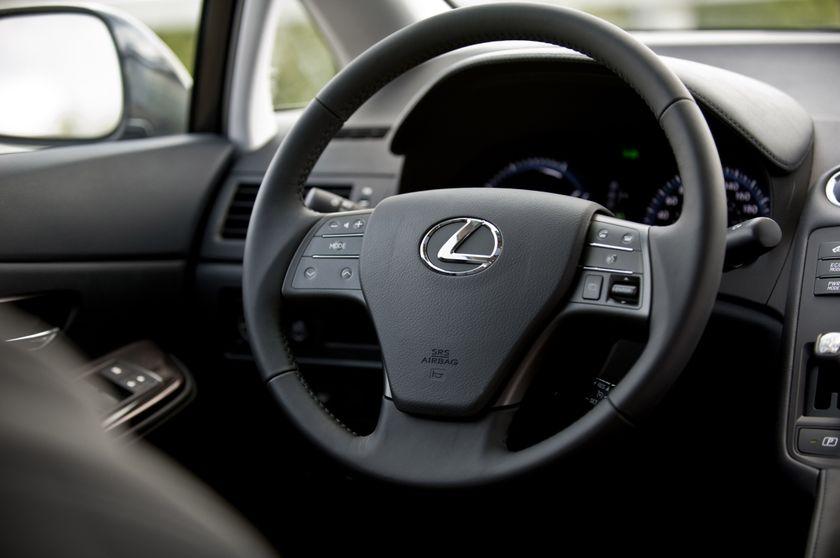 2011 Lexus HS250h 55