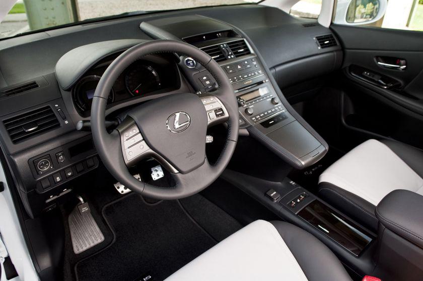2011 Lexus HS250h 56