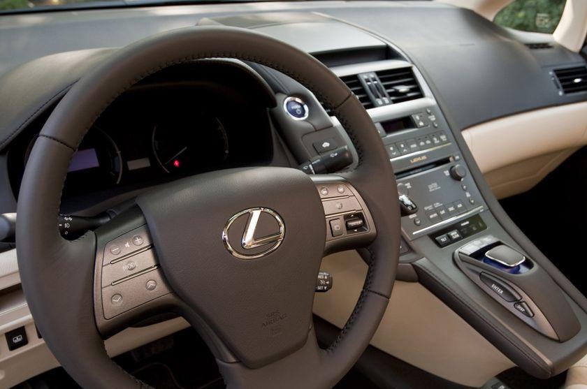 2011 Lexus HS250h 61