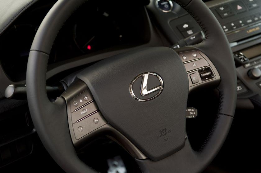 2011 Lexus HS250h 69