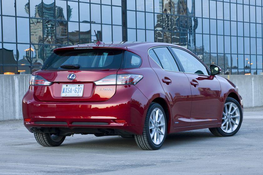2011 Lexus CT 200h 22