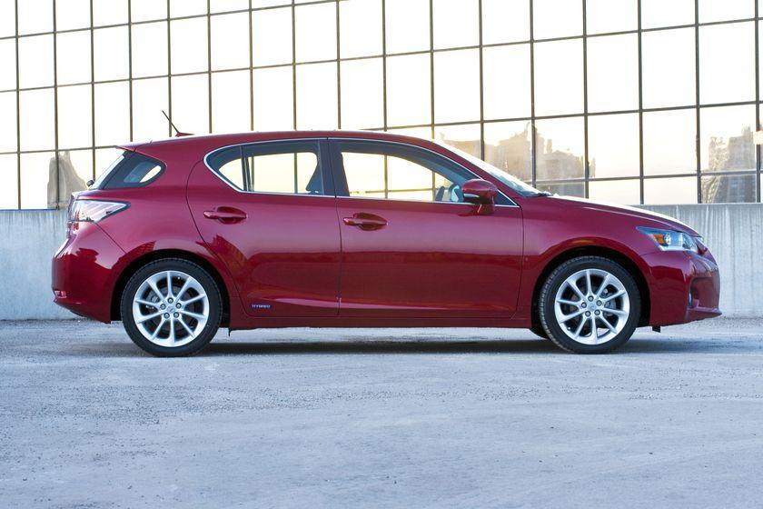 2011 Lexus CT 200h 20