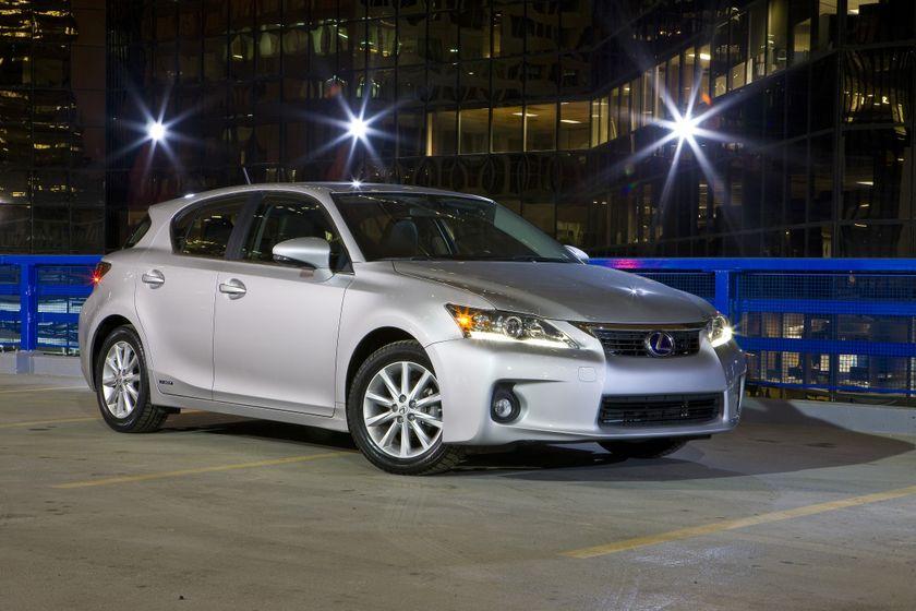 2011 Lexus CT 200h 19