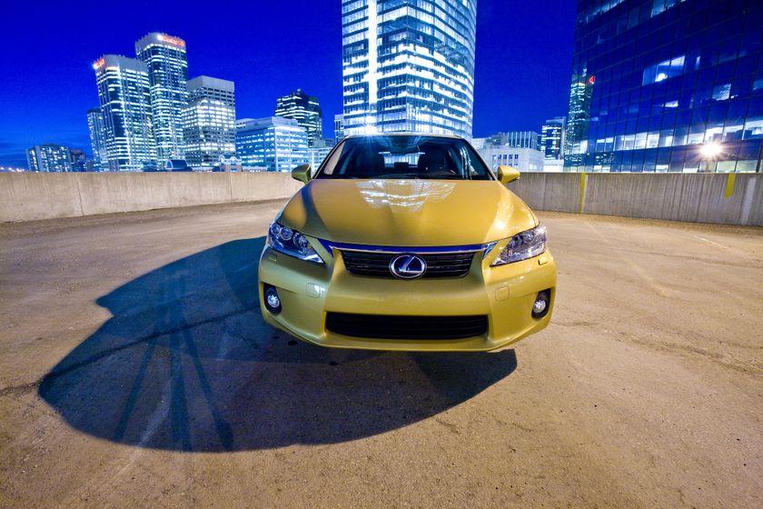 2011 Lexus CT 200h 11