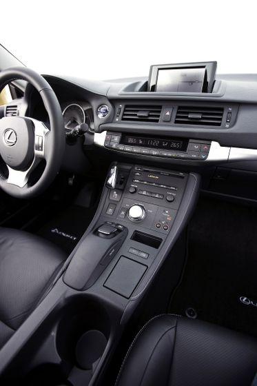 2011 Lexus CT 200h 60