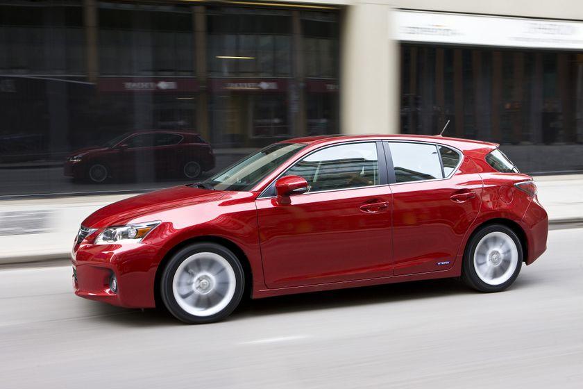 2011 Lexus CT 200h 34
