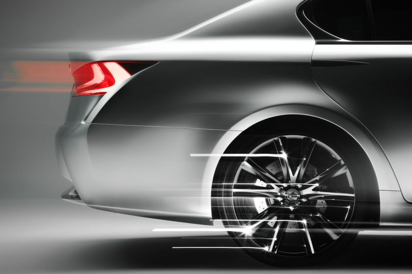 Lexus LF-Gh Concept 032