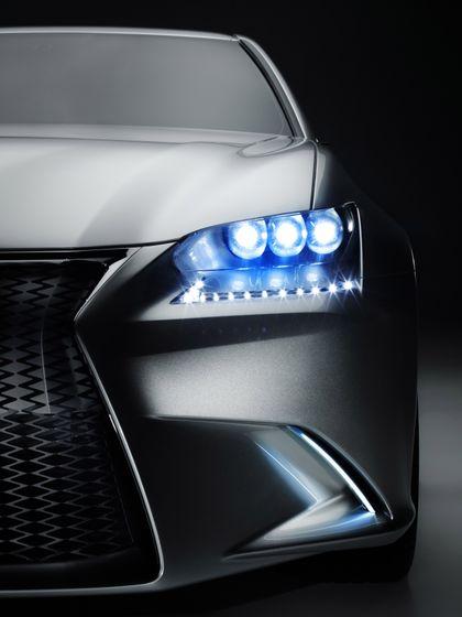 Lexus LF-Gh Concept 029