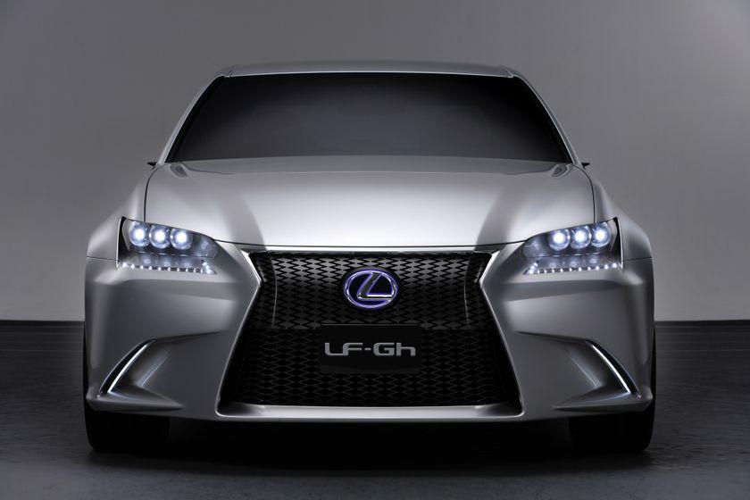 Lexus LF-Gh Concept 027