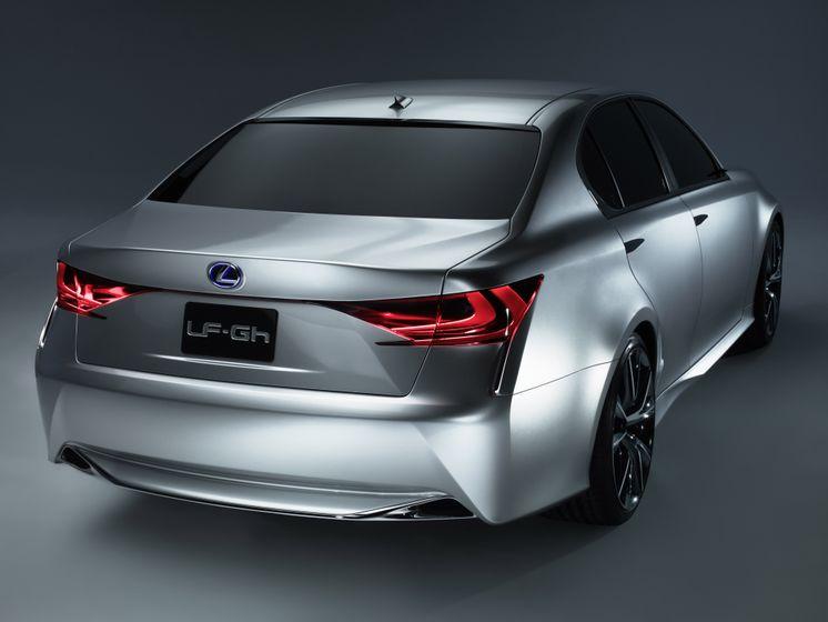 Lexus LF-Gh Concept 024