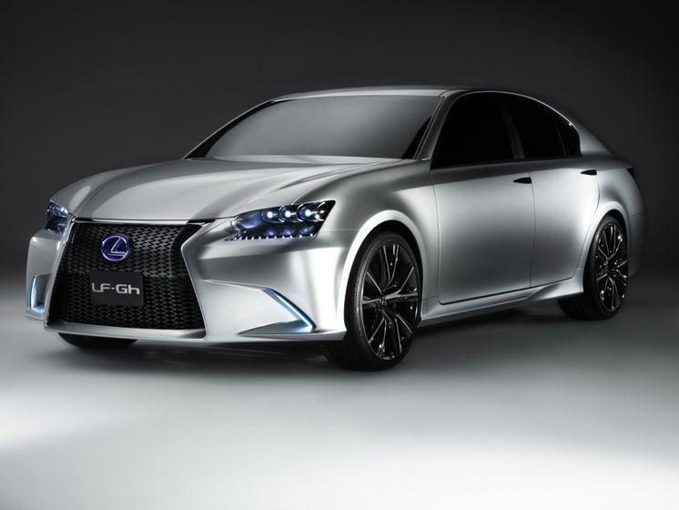 Lexus LF-Gh Concept 023