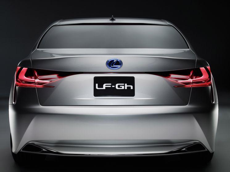 Lexus LF-Gh Concept 022