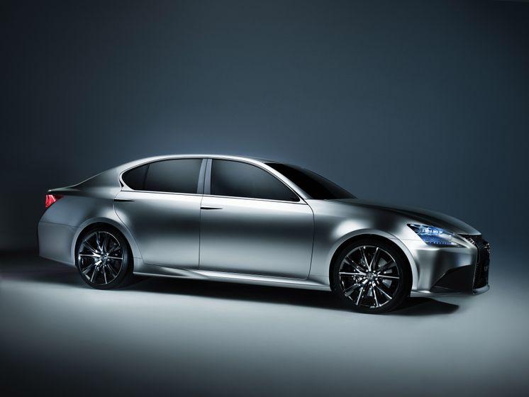 Lexus LF-Gh Concept 021