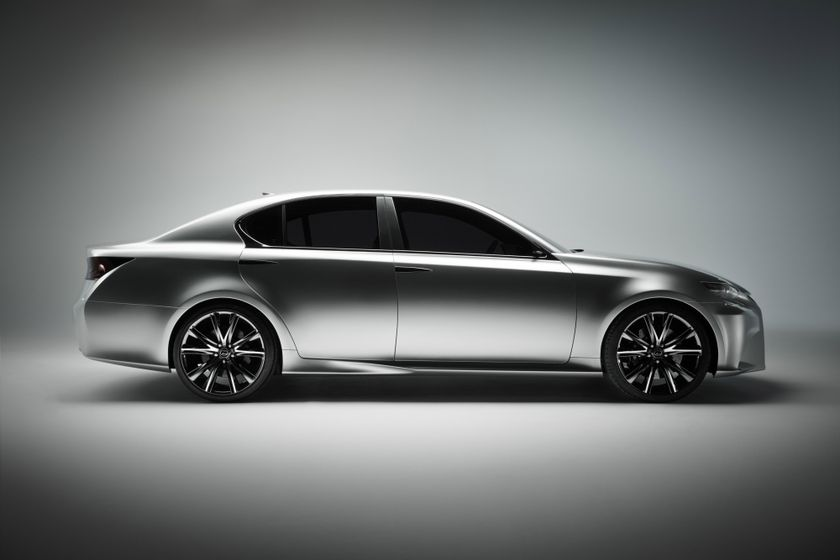 Lexus LF-Gh Concept 020