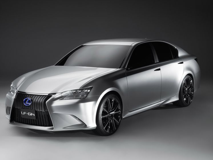 Lexus LF-Gh Concept 018