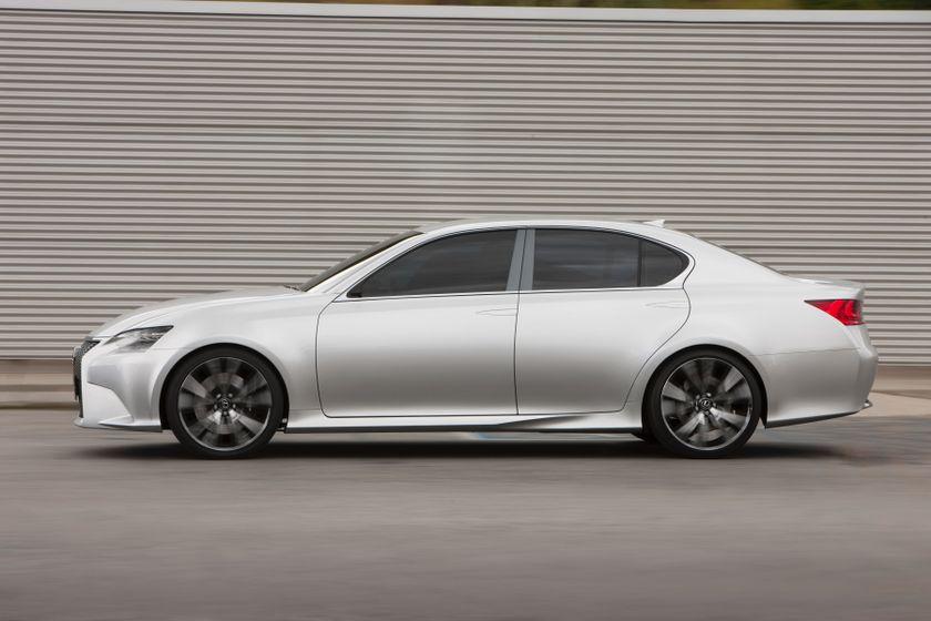 Lexus LF-Gh Concept 016