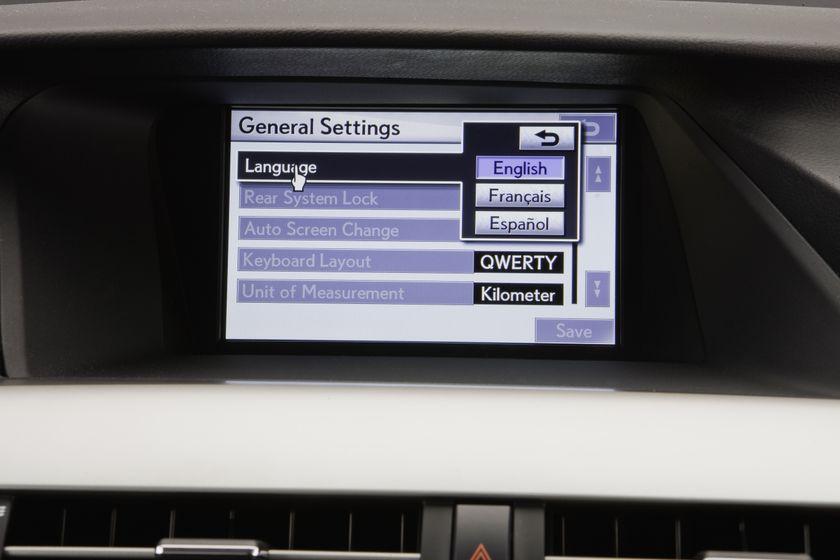 2012 Lexus RX350 71