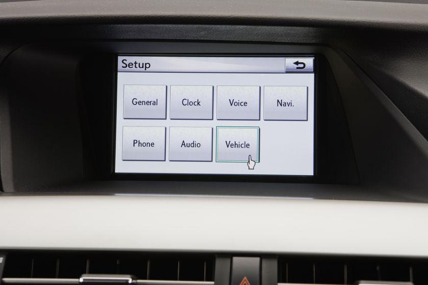 2012 Lexus RX350 70