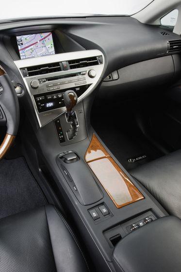 2012 Lexus RX350 58