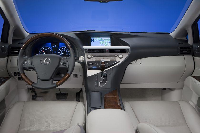 2012 Lexus RX350 33