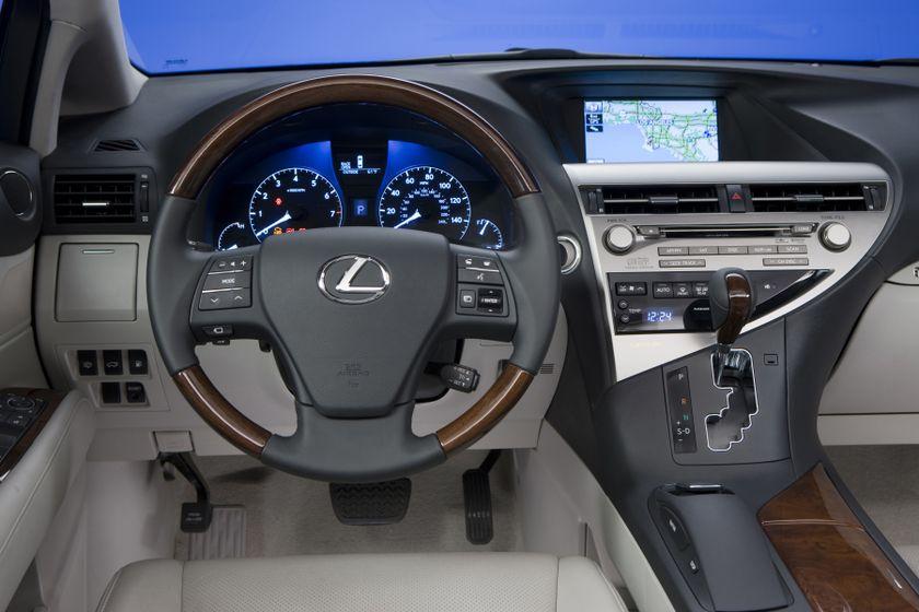 2012 Lexus RX350 32