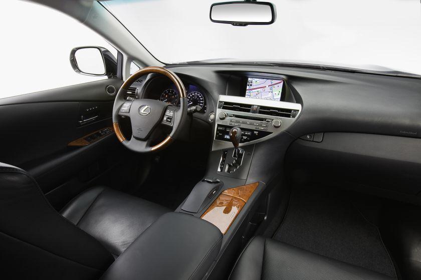 2012 Lexus RX350 31