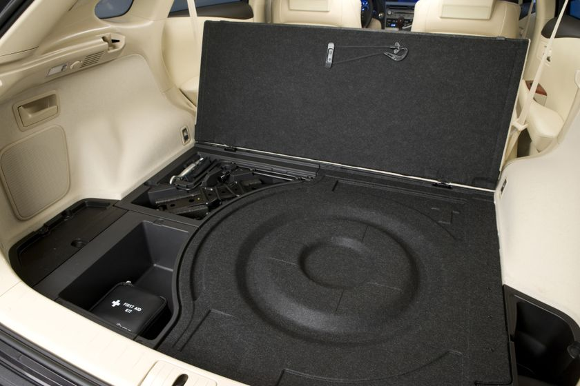 2012 Lexus RX450 78